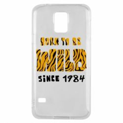 Чохол для Samsung S5 Born to be wild sinse 1984