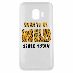 Чохол для Samsung J2 Core Born to be wild sinse 1984
