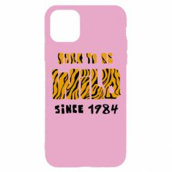 Чохол для iPhone 11 Pro Born to be wild sinse 1984