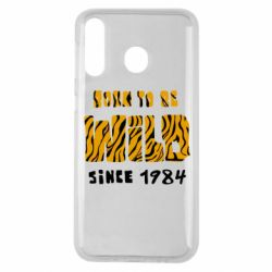 Чохол для Samsung M30 Born to be wild sinse 1984
