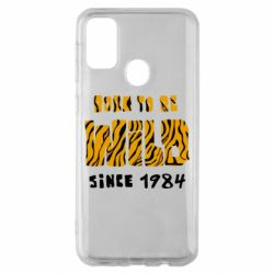Чохол для Samsung M30s Born to be wild sinse 1984