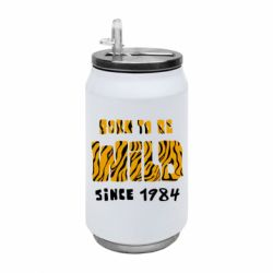 Термобанка 350ml Born to be wild sinse 1984