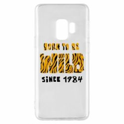 Чохол для Samsung S9 Born to be wild sinse 1984