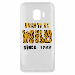 Чохол для Samsung J2 Core Born to be wild sinse 1988
