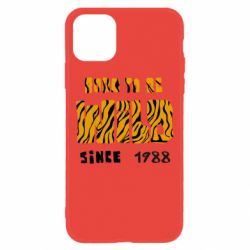 Чохол для iPhone 11 Born to be wild sinse 1988