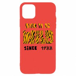 Чохол для iPhone 11 Pro Born to be wild sinse 1988