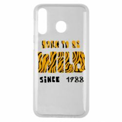 Чохол для Samsung M30 Born to be wild sinse 1988