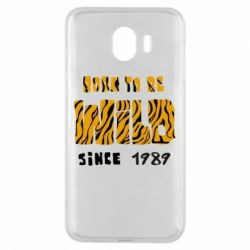 Чохол для Samsung J4 Born to be wild sinse 1989