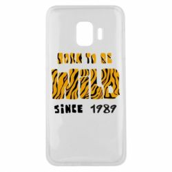 Чохол для Samsung J2 Core Born to be wild sinse 1989