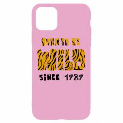 Чохол для iPhone 11 Born to be wild sinse 1989