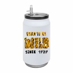 Термобанка 350ml Born to be wild sinse 1989