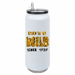 Термобанка 500ml Born to be wild sinse 1989