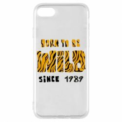 Чохол для iPhone 7 Born to be wild sinse 1989