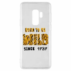 Чохол для Samsung S9+ Born to be wild sinse 1989