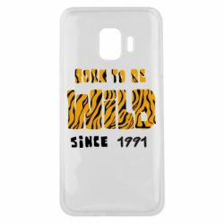 Чохол для Samsung J2 Core Born to be wild sinse 1991