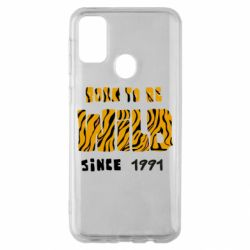 Чохол для Samsung M30s Born to be wild sinse 1991