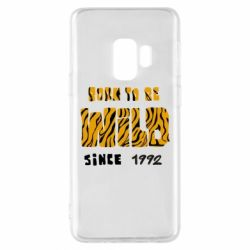 Чохол для Samsung S9 Born to be wild sinse 1992