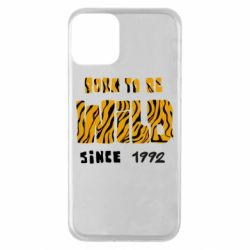 Чохол для iPhone 11 Born to be wild sinse 1992
