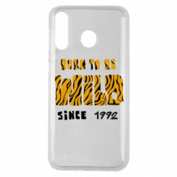 Чохол для Samsung M30 Born to be wild sinse 1992