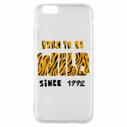 Чохол для iPhone 6/6S Born to be wild sinse 1992
