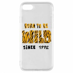 Чохол для iPhone 8 Born to be wild sinse 1992