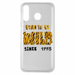 Чехол для Samsung M30 Born to be wild sinse 1995
