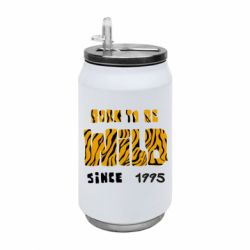Термобанка 350ml Born to be wild sinse 1995