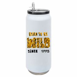 Термобанка 500ml Born to be wild sinse 1995