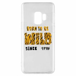 Чохол для Samsung S9 Born to be wild sinse 1996