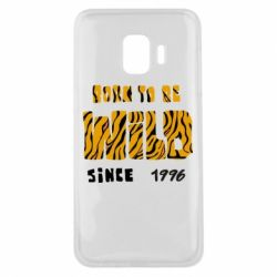 Чохол для Samsung J2 Core Born to be wild sinse 1996