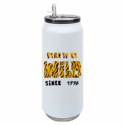 Термобанка 500ml Born to be wild sinse 1996