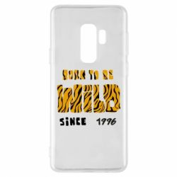Чохол для Samsung S9+ Born to be wild sinse 1996