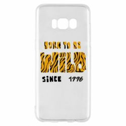 Чохол для Samsung S8 Born to be wild sinse 1996