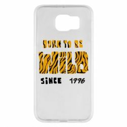 Чохол для Samsung S6 Born to be wild sinse 1996