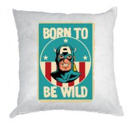 Подушка Born to be Wild