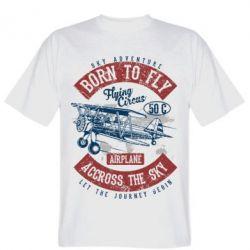 Чоловіча футболка Born To Fly