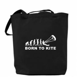 Сумка Born to kite