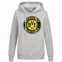 Женская толстовка Borussia Dortmund - FatLine