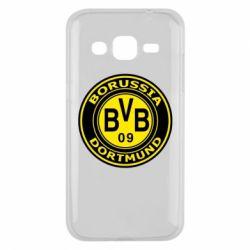 Чохол для Samsung J2 2015 Borussia Dortmund