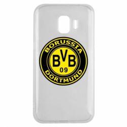 Чохол для Samsung J2 2018 Borussia Dortmund