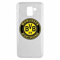 Чохол для Samsung J6 Borussia Dortmund