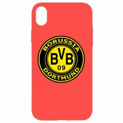 Чехол для iPhone XR Borussia Dortmund