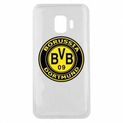 Чохол для Samsung J2 Core Borussia Dortmund