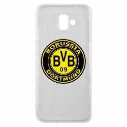 Чохол для Samsung J6 Plus 2018 Borussia Dortmund
