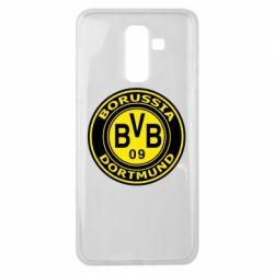 Чохол для Samsung J8 2018 Borussia Dortmund