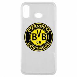 Чохол для Samsung A6s Borussia Dortmund