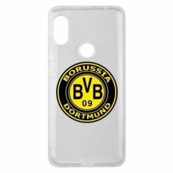 Чохол для Xiaomi Redmi Note Pro 6 Borussia Dortmund