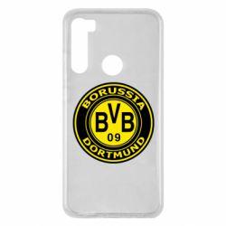 Чохол для Xiaomi Redmi Note 8 Borussia Dortmund
