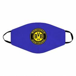 Маска для обличчя Borussia Dortmund