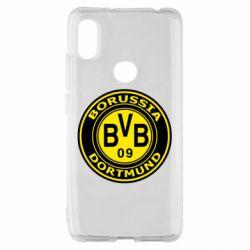 Чохол для Xiaomi Redmi S2 Borussia Dortmund